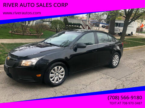 2011 Chevrolet Cruze for sale at RIVER AUTO SALES CORP in Maywood IL