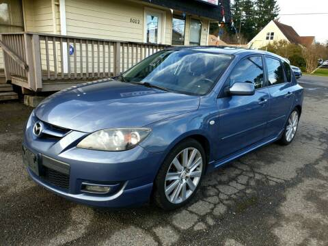 2007 Mazda MAZDASPEED3 for sale at Life Auto Sales in Tacoma WA