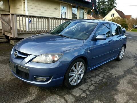 2007 Mazda MAZDASPEED3 for sale at Life Auto Sales in Tacoma WA