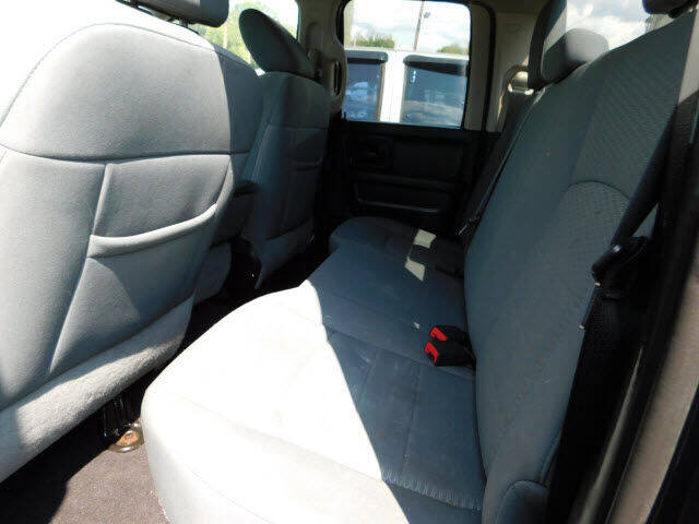 2013 RAM Ram Pickup 1500 4x2 Tradesman 4dr Quad Cab 6.3 ft. SB Pickup - Madison TN
