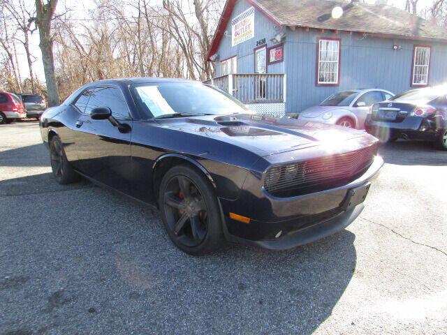 2012 Dodge Challenger for sale at Auto Outlet Of Vineland in Vineland NJ