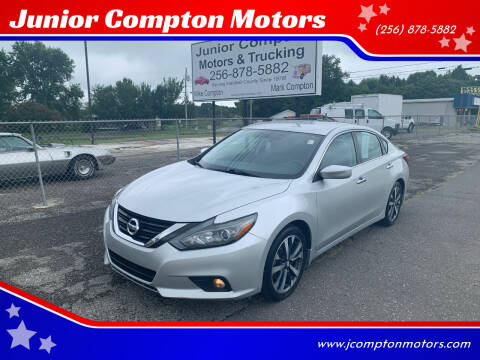 2017 Nissan Altima for sale at Junior Compton Motors in Albertville AL