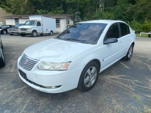2007 Saturn Ion for sale at Monroe Auto's, LLC in Parsons TN