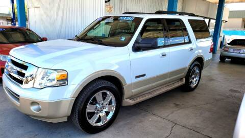 2007 Ford Expedition for sale at Bob Ross Motors in Tucson AZ