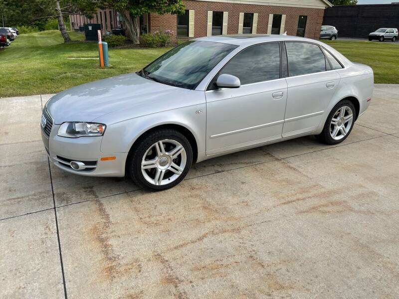 2007 Audi A4 for sale at Renaissance Auto Network in Warrensville Heights OH