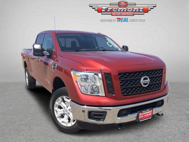 2019 Nissan Titan XD for sale at Rocky Mountain Commercial Trucks in Casper WY