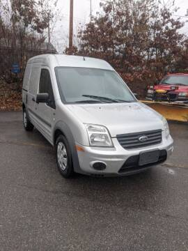 2012 Ford Transit Connect for sale at WEB NIK Motors in Fitchburg MA