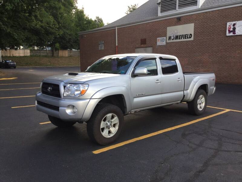 2008 Toyota Tacoma for sale at Drive Deleon in Yonkers NY