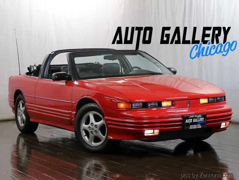 1995 Oldsmobile Cutlass Supreme for sale in Addison, IL
