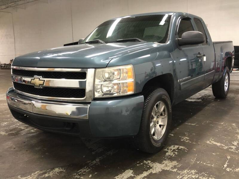2007 Chevrolet Silverado 1500 for sale at Paley Auto Group in Columbus OH