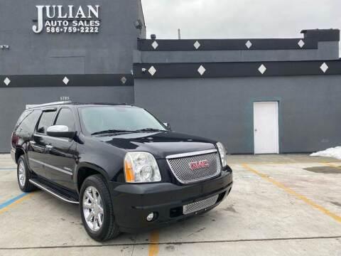 2012 GMC Yukon XL for sale at Julian Auto Sales, Inc. in Warren MI
