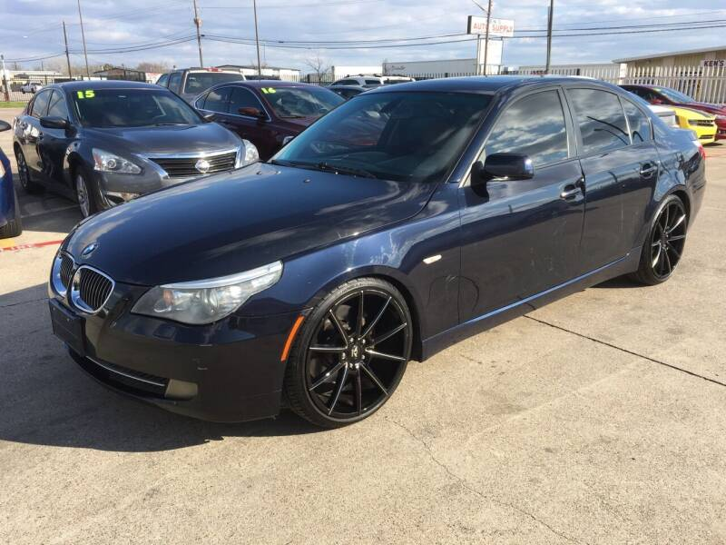 2009 BMW 5 Series for sale at GP Auto Group in Grand Prairie TX