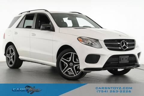 2018 Mercedes-Benz GLE for sale at JumboAutoGroup.com - Carsntoyz.com in Hollywood FL
