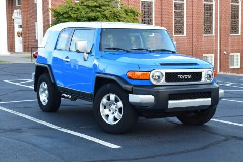 2007 Toyota FJ Cruiser for sale at U S AUTO NETWORK in Knoxville TN