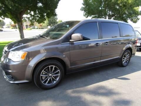 2016 Dodge Grand Caravan for sale at KM MOTOR CARS in Modesto CA
