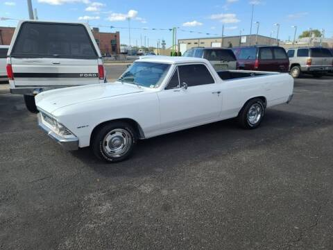 1966 Chevrolet El Camino for sale at Cars 4 Idaho in Twin Falls ID