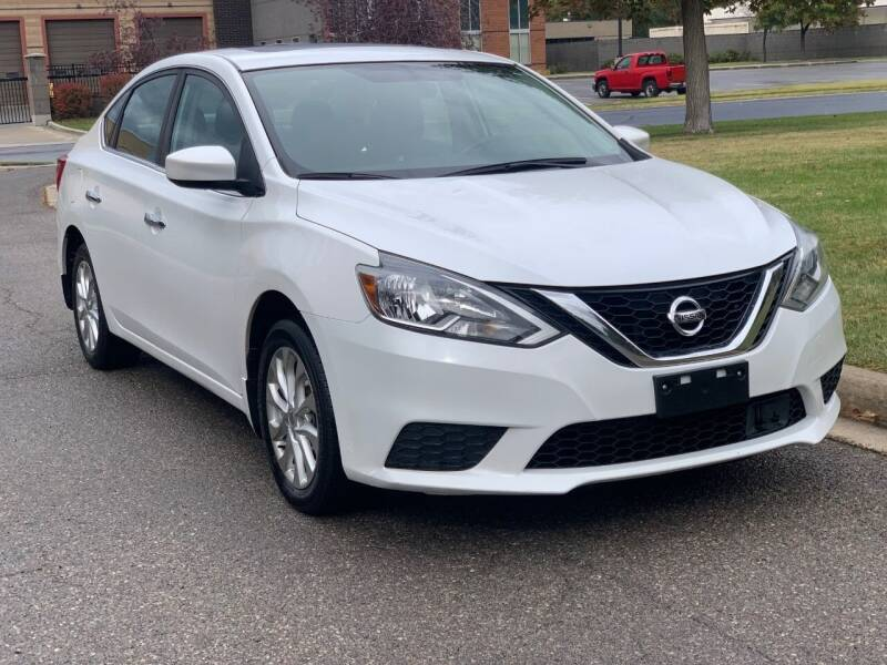 2018 Nissan Sentra for sale at A.I. Monroe Auto Sales in Bountiful UT