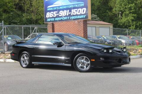 2002 Pontiac Firebird for sale at Skyline Motors in Louisville TN