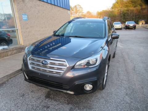 2017 Subaru Outback for sale at 1st Choice Autos in Smyrna GA