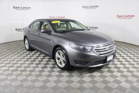 2013 Ford Taurus for sale at Sam Leman Toyota Bloomington in Bloomington IL