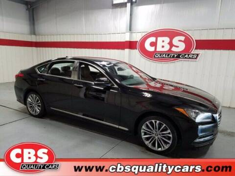 2017 Genesis G80 for sale at CBS Quality Cars in Durham NC