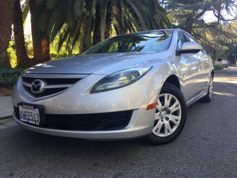 2012 Mazda MAZDA6 for sale at Valley Coach Co Sales & Lsng in Van Nuys CA