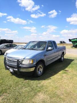 1998 Ford F-150 for sale at Bretz Inc in Dighton KS
