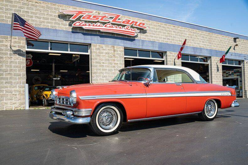 1955 Chrysler New Yorker for sale in St. Charles, MO