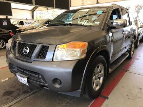2011 Nissan Armada for sale at SoCal Auto Auction in Ontario CA