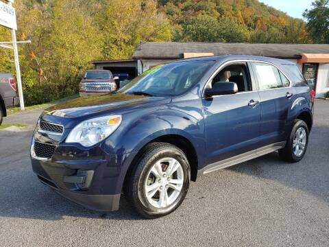 2015 Chevrolet Equinox for sale at Kerwin's Volunteer Motors in Bristol TN