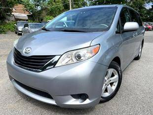 2014 Toyota Sienna for sale at Rockland Automall - Rockland Motors in West Nyack NY