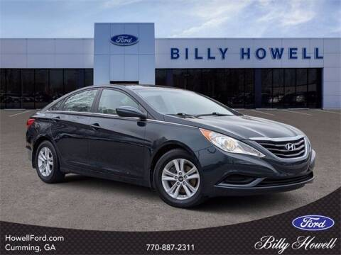 2011 Hyundai Sonata for sale at BILLY HOWELL FORD LINCOLN in Cumming GA