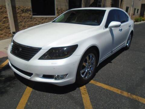 2010 Lexus LS 460 for sale at COPPER STATE MOTORSPORTS in Phoenix AZ