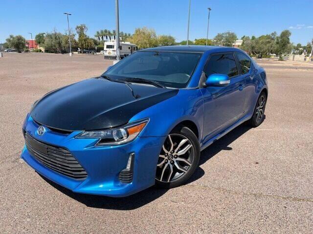 2014 Scion tC for sale at DR Auto Sales in Glendale AZ