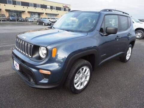 2021 Jeep Renegade for sale at Karmart in Burlington WA