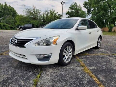 2015 Nissan Altima for sale at OT AUTO SALES in Chicago Heights IL