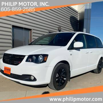 2019 Dodge Grand Caravan for sale at Philip Motor Inc in Philip SD