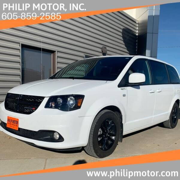 2019 Dodge Grand Caravan for sale at Philip Motor Inc in Philip SD