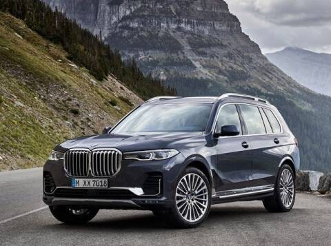 2021 BMW X7 for sale at XS Leasing in Brooklyn NY