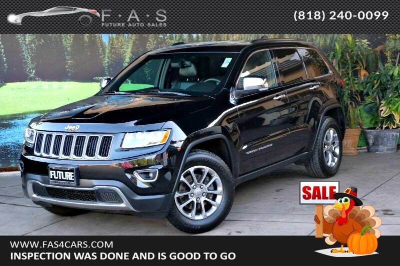 2014 Jeep Grand Cherokee for sale at Best Car Buy in Glendale CA