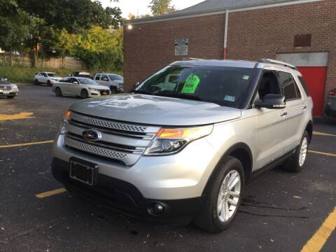 2015 Ford Explorer for sale at Drive Deleon in Yonkers NY