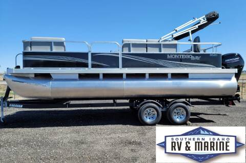 2021 MONTEGO BAY F8520 for sale at SOUTHERN IDAHO RV AND MARINE in Jerome ID