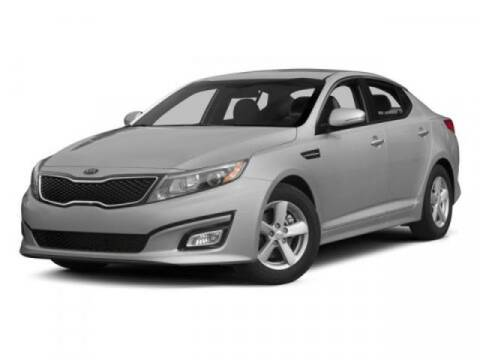 2015 Kia Optima for sale at ACADIANA DODGE CHRYSLER JEEP in Lafayette LA