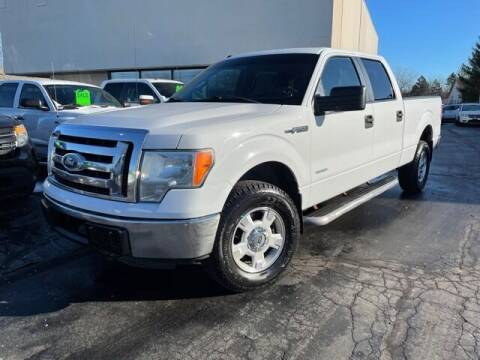 2012 Ford F-150 for sale at Sedo Automotive in Davison MI