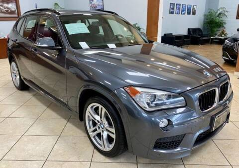 2015 BMW X1 for sale at Adams Auto Group Inc. in Charlotte NC