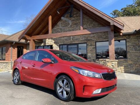 2018 Kia Forte for sale at Auto Solutions in Maryville TN