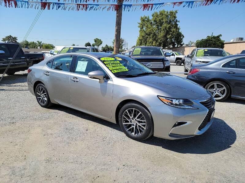 2017 Lexus ES 350 for sale at La Playita Auto Sales Tulare in Tulare CA