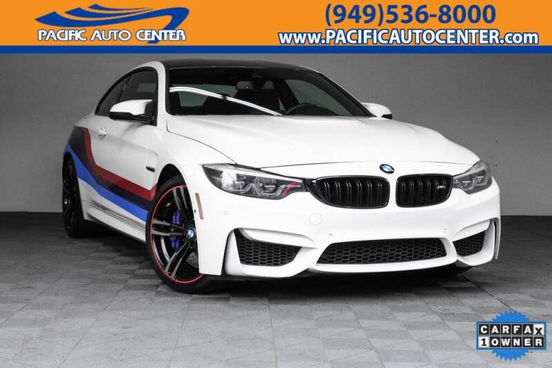 2018 BMW M4 for sale in Costa Mesa, CA