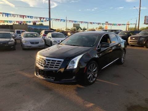 2015 Cadillac XTS Pro for sale at Valley Auto Center in Phoenix AZ