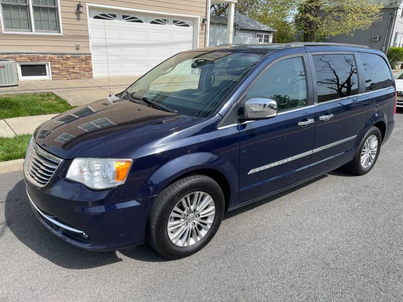2013 Chrysler Town and Country for sale at Jordan Auto Group in Paterson NJ